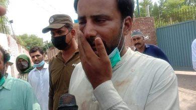 صحافی اصغر جعفری